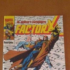 Cómics: FACTOR X VOL.1 Nº 63 ( FORUM ). Lote 92968873