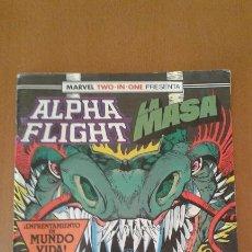 Cómics: ALPHA FLIGHT Nº 50 ( FORUM ). Lote 93066512