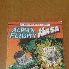 Cómics: ALPHA FLIGHT Nº 51 ( FORUM ). Lote 93066617