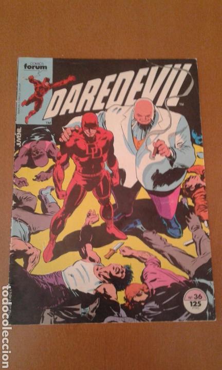 DAREDEVIL VOL. 1 Nº 36 ( FORUM) (Tebeos y Comics - Forum - Daredevil)