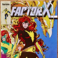 Cómics: FACTOR X - COMICS FORUM - NUMERO 13 - 1989 - COMO NUEVO - NM. Lote 93146145
