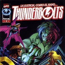 Cómics: THUNDERBOLTS VOL.1 Nº 2 - FORUM IMPECABLE . Lote 93156930