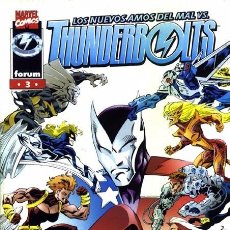 Cómics: THUNDERBOLTS VOL.1 Nº 3 - FORUM IMPECABLE . Lote 93156970