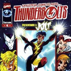 Cómics: THUNDERBOLTS VOL.1 Nº 4 - FORUM IMPECABLE . Lote 93157015