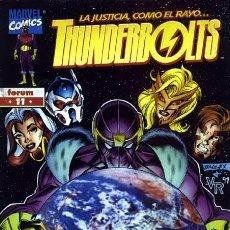 Cómics: THUNDERBOLTS VOL.1 Nº 11 FORUM IMPECABLE . Lote 93175485