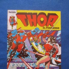 Cómics: THOR NUMERO 18 VOLUMEN 1 FORUM 1983. Lote 93229415