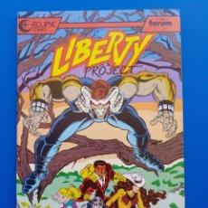 Cómics: LIBERTY PROJECT N° 2 ECLIPSE COMICS FORUM. Lote 93296155