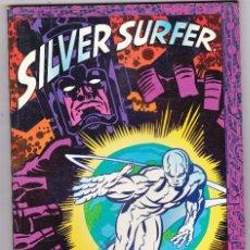 Cómics: SILVER SURFER. STAN LEE & JACK KIRBY ESTELA PLATEADA FORUM 1998.. Lote 93306780