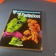 Cómics: BIBLIOTECA MARVEL LOS 4 FANTASTICOS 15 EXCELENTE ESTADO FORUM. Lote 93345830