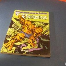 Cómics: BIBLIOTECA MARVEL LOS 4 FANTASTICOS 10 EXCELENTE ESTADO FORUM. Lote 93346190