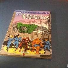 Cómics: BIBLIOTECA MARVEL LOS 4 FANTASTICOS 3 EXCELENTE ESTADO FORUM. Lote 93348649