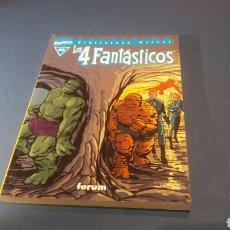 Cómics: BIBLIOTECA MARVEL LOS 4 FANTASTICOS 2 EXCELENTE ESTADO FORUM. Lote 93348874