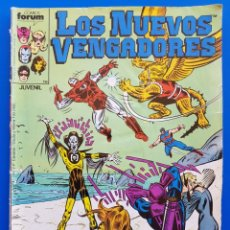 Cómics: LOS NUEVOS VENGADORES N° 11 FORUM . Lote 93405325