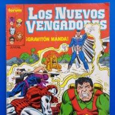 Cómics: LOS NUEVOS VENGADORES N° 13 FORUM. Lote 93405567