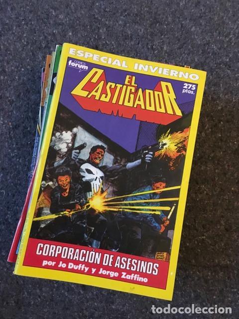 Cómics: Lote El Castigador - Forum vol. 1 - 12 nºs - 16 23 24 25 31 32 33 34 36 37 39 40 - Foto 2 - 93639425