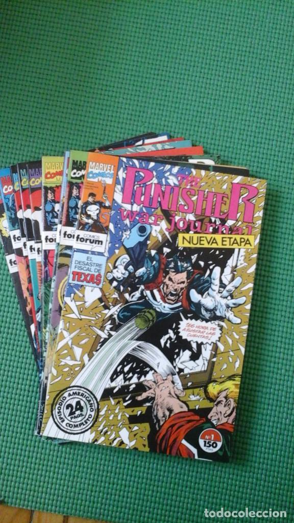PUNISHER WAR JOURNAL 1 AL 14 + ESPECIAL VERANO (Tebeos y Comics - Forum - Otros Forum)