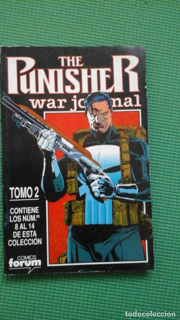 Cómics: Punisher War Journal 1 al 14 + Especial Verano - Foto 2 - 93640475