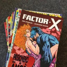 Cómics: LOTE FACTOR X - 47 NÚMEROS. Lote 93645795