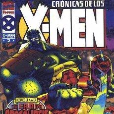Cómics: CRÓNICAS DE LOS X-MEN 2 FORUM - EJEMPLAR NUEVO. Lote 93732290