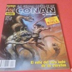 Cómics: LA ESPADA SALVAJE DE CONAN 88 EXCELENTE ESTADO FORUM. Lote 93778738