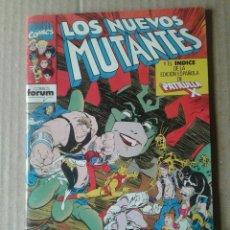 Cómics: LOS NUEVOS MUTANTES N°60 (COMICS FORUM). 64 PÁGINAS.. Lote 93867302
