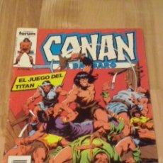 Cómics: COMIC CONAN EL BARBARO FORUM PLANETA NUMERO 46. Lote 93868410
