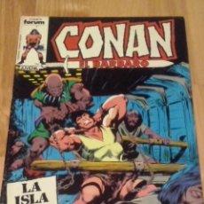 Cómics: COMIC CONAN EL BARBARO FORUM PLANETA NUMERO 48. Lote 93868505
