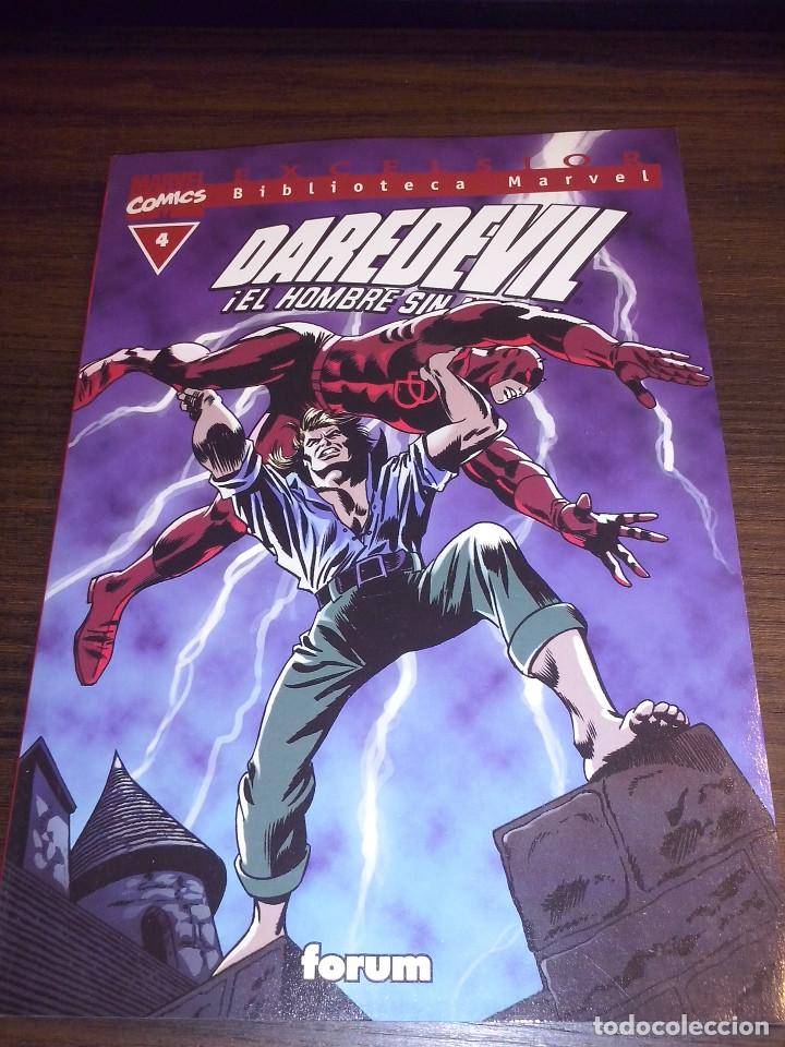 Cómics: Lote comics Marvel Biblioteca Forum Daredevil 1 al 12 - Foto 4 - 93869385
