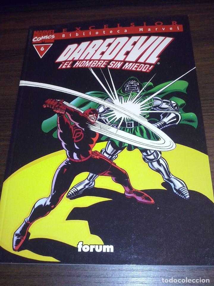 Cómics: Lote comics Marvel Biblioteca Forum Daredevil 1 al 12 - Foto 6 - 93869385