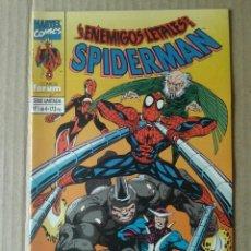 Cómics: LOS ENEMIGOS LETALES DE SPIDERMAN N°1 DE 4 (COMICS FORUM).. Lote 93869875