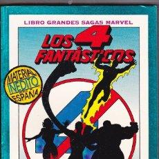 Cómics: GRANDES SAGAS MARVEL LOS 4 FANTASTICOS EL PRINCIPIO DEL FIN. Lote 93965945