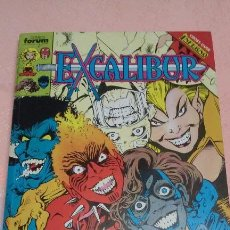 Cómics: EXCALIBUR Nº 6 AL 10. FORUM RETAPADO -AÑO 1989-. Lote 94033185