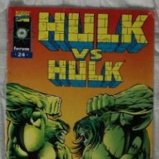 Cómics: COMIC HULK VS HULK, Nº 24 - COMICS FORUM. Lote 94082975
