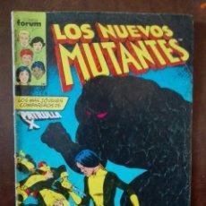 Cómics: LOS NUEVOS MUTANTES 3. COMICS FORUM. Lote 94097805