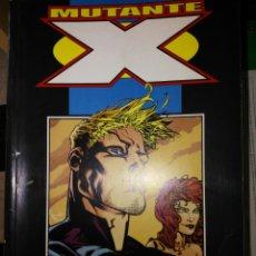 Cómics: MUTANTE X OBRA COMPLETA. Lote 94149523