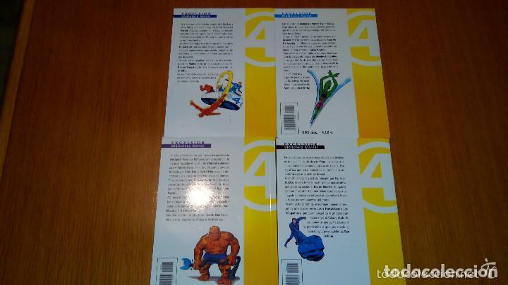 Cómics: BIBLIOTECA MARVEL 4 FANTÁSTICOS HULK DAREDEVIL GRANDES DEL CÓMIC DRÁCULA Y TERROR. buen precio - Foto 8 - 94150930