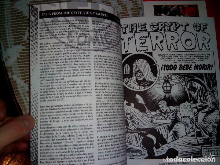Cómics: BIBLIOTECA MARVEL 4 FANTÁSTICOS HULK DAREDEVIL GRANDES DEL CÓMIC DRÁCULA Y TERROR. buen precio - Foto 12 - 94150930
