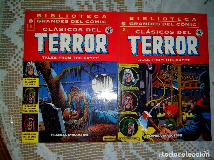 Cómics: BIBLIOTECA MARVEL 4 FANTÁSTICOS HULK DAREDEVIL GRANDES DEL CÓMIC DRÁCULA Y TERROR. buen precio - Foto 13 - 94150930