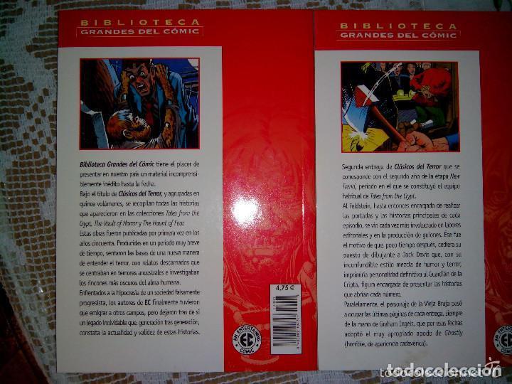 Cómics: BIBLIOTECA MARVEL 4 FANTÁSTICOS HULK DAREDEVIL GRANDES DEL CÓMIC DRÁCULA Y TERROR. buen precio - Foto 14 - 94150930
