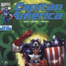 Cómics: CAPITÁN AMÉRICA VOL.4 Nº 4 FORUM IMPECABLE. Lote 94203315