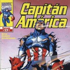 Cómics: CAPITÁN AMÉRICA VOL.4 Nº 17 FORUM IMPECABLE. Lote 206584455