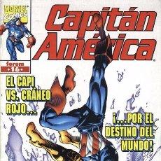 Cómics: CAPITÁN AMÉRICA VOL.4 Nº 16 FORUM NUEVO. Lote 94203110