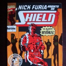 Cómics: NICK FURIA AGENTE DE SHIELD Nº 4 (DE 6) (FORUM). Lote 94318914