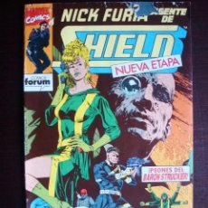 Cómics: NICK FURIA AGENTE DE SHIELD Nº 3 (DE 6) (FORUM). Lote 94318970