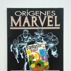 Cómics: ORÍGENES MARVEL VOL.1 LOS 4 FANTÁSTICOS (FORUM). Lote 147997056