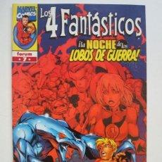 Cómics: LOS 4 FANTÁSTICOS VOL. 3 Nº 7 (FORUM). Lote 94327178