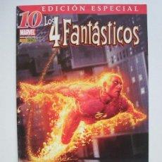 Cómics: LOS 4 FANTÁSTICOS VOL. 6 Nº 10 EDICIÓN ESPECIAL (PANINI). Lote 94327754