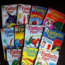 Cómics: FANTASTIC FOUR CLASSIC Nº 1 AL 11 COLECCIÓN COMPLETA (FORUM). Lote 94328858