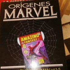 Cómics: ORÍGENES MARVEL SPIDERMAN. Lote 94339099