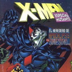 Cómics: X-MEN ESPECIAL MUTANTE FORUM DEMATTEIS & RALPH MACCHIO. Lote 94341958